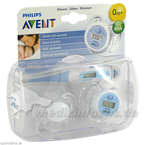 AVENT Thermometer Set, 1 ST, Philips GmbH