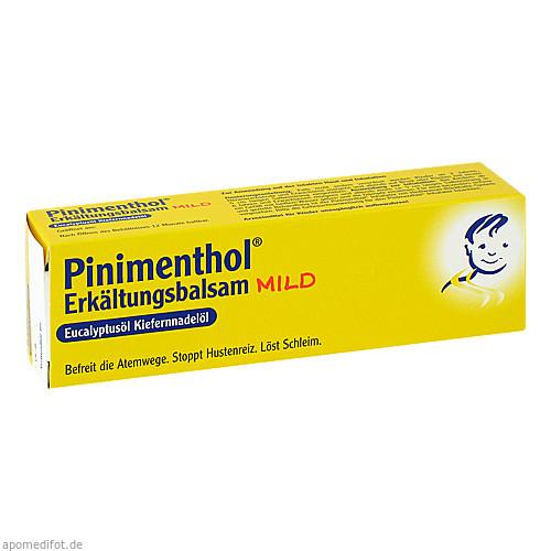 PINIMENTHOL Erkaeltungsbalsam mild, 20 G, Dr.Willmar Schwabe GmbH & Co. KG