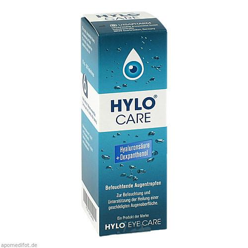 HYLO-CARE Augentropfen, 10 ML, URSAPHARM Arzneimittel GmbH
