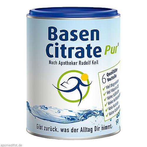 BASENCITRATE PUR nach Apotheker Rudolf Keil, 216 G, Madena GmbH & Co. KG