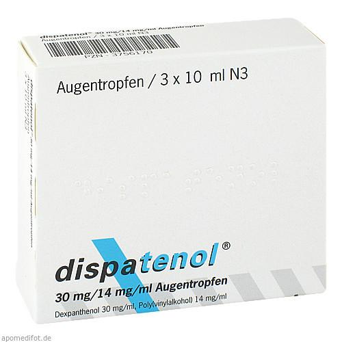 DISPATENOL, 3X10 ML, Omnivision GmbH