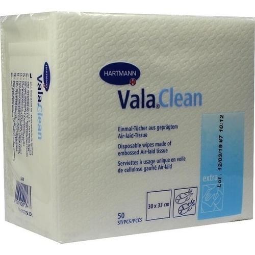 ValaClean extra Einmal-Tücher, 50 ST, Paul Hartmann AG