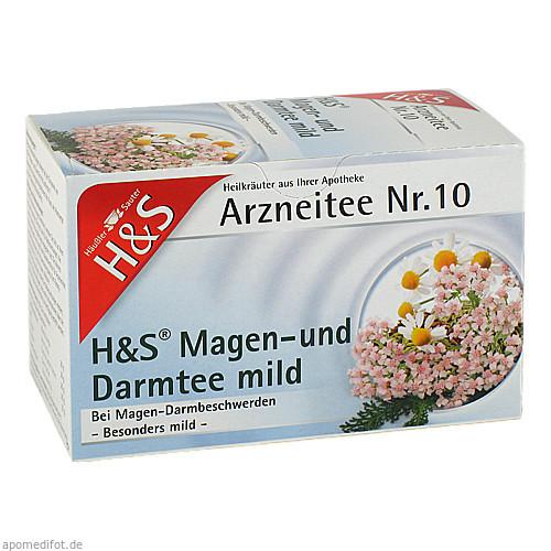 H&S MAGEN DARMTEE MILD, 20 ST, H&S Tee - Gesellschaft mbH & Co.