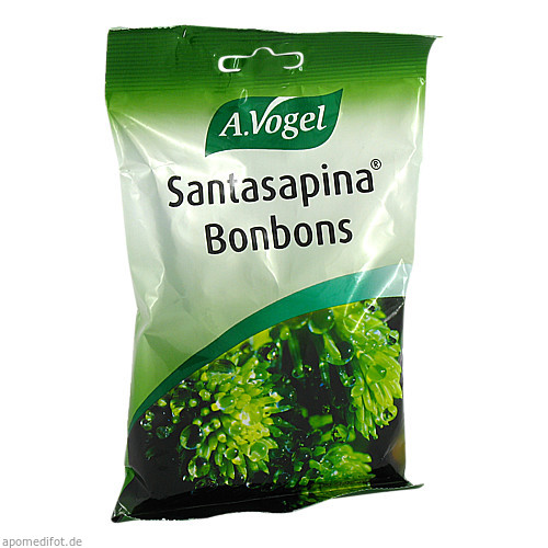 A.Vogel Santasapina, 100 G, Kyberg Pharma Vertriebs GmbH