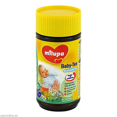 Milupa Bauchwohl Tee, 23 G, Milupa Nutricia GmbH