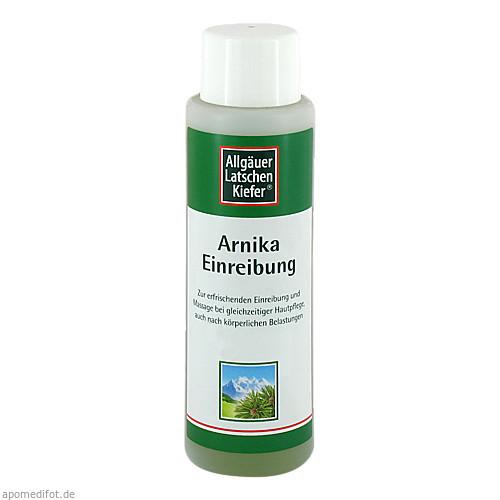 Allgäuer LK Arnika extra stark Einreibung, 250 ML, Dr. Theiss Naturwaren GmbH