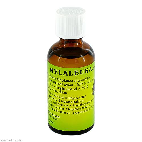 MELALEUKA Öl biologischer Anbau, 50 ML, Melaleuka GmbH Roderich Krieger