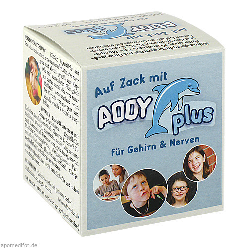 Addy Plus, 120 ST, Quintessenz health products GmbH