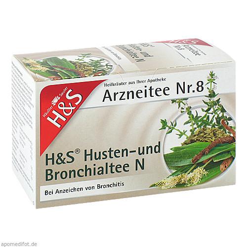 H&S Husten- und Bronchialtee N, 20 ST, H&S Tee - Gesellschaft mbH & Co.
