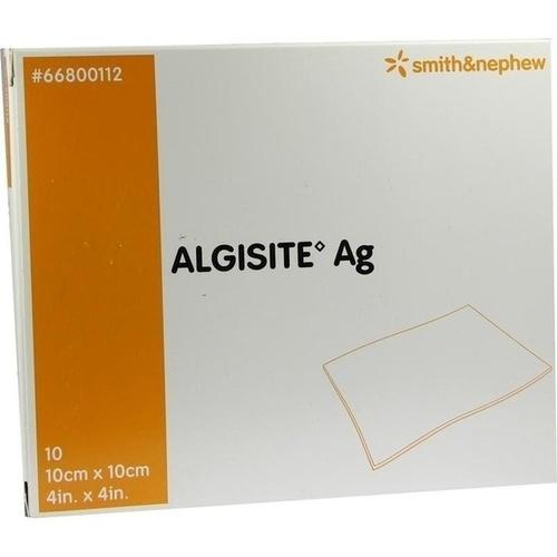 AlgiSite AG 10cmx10cm, 10 ST, Smith & Nephew GmbH