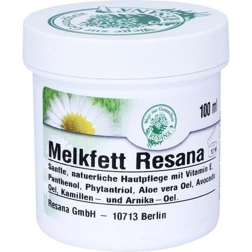 MELKFETT RESANA, 100 ML, Resana GmbH