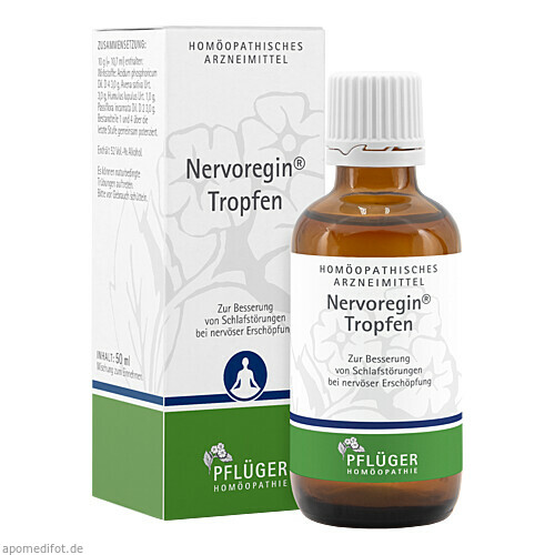 Nervoregin Tropfen, 50 ML, A.Pflüger GmbH & Co. KG