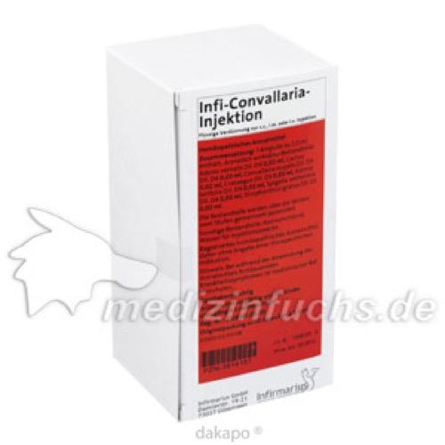 Infi-Convallaria-Injektion, 50X2 ML, Infirmarius GmbH