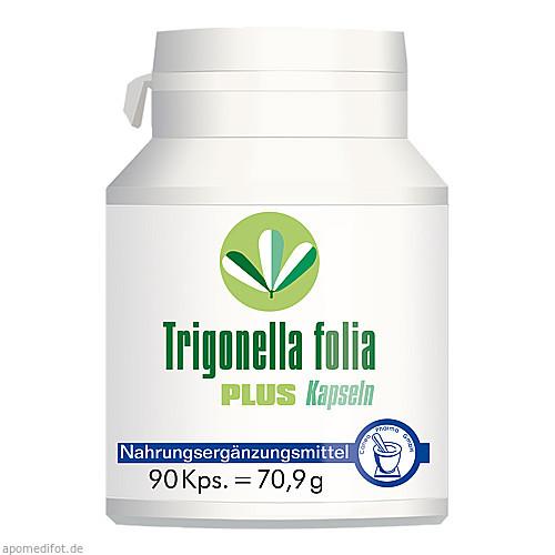 Trigonella folia plus Kapseln, 90 ST, Pharma-Peter GmbH
