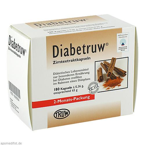 Diabetruw, 180 ST, Med Pharma Service GmbH