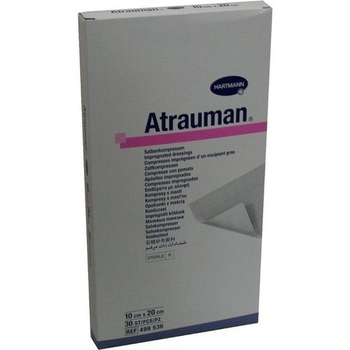 ATRAUMAN STERIL 10X20CM, 30 ST, Paul Hartmann AG