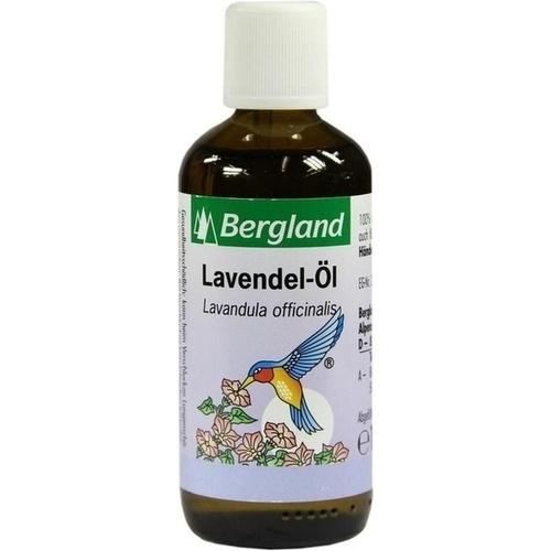 Lavendel Öl Fein, 100 ML, Bergland-Pharma GmbH & Co. KG