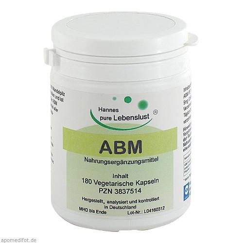 ABM-Pilz Vegi Kapseln, 180 ST, G & M Naturwaren Import GmbH & Co. KG