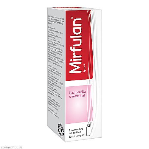 MIRFULAN N, 125 ML, Recordati Pharma GmbH