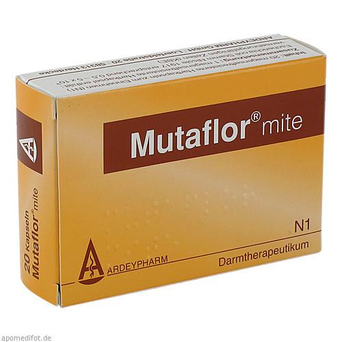 Mutaflor mite, 20 ST, Ardeypharm GmbH