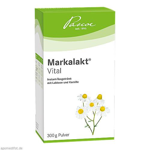 Markalakt Vital Pulver, 300 G, Pascoe Vital GmbH