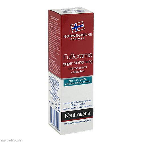 Neutrogena Norweg.Formel Fußcreme gegen Verhornung, 50 ML, Johnson&Johnson Gmbh-Chc