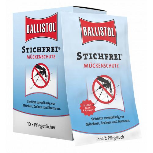 Stichfrei Tuch, 10 ST, Hager Pharma GmbH