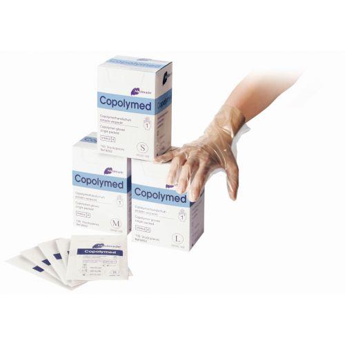 Copolymed Untersuchungshandschuhe steril Gr. M, 100 ST, Meditrade GmbH