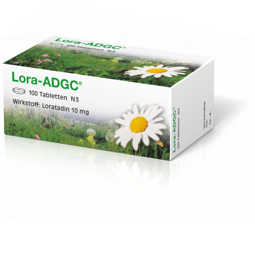 Lora-ADGC, 100 ST, Ksk-Pharma Vertriebs AG