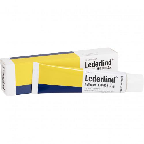 LEDERLIND HEILPASTE, 50 G, Abanta Pharma GmbH
