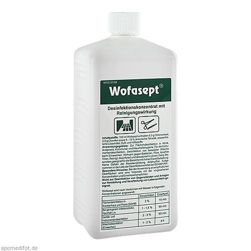 WOFASEPT, 1 L, Kesla Pharma Wolfen GmbH