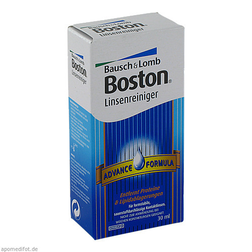 BOSTON ADVANCE REINIGER, 30 ML, BAUSCH & LOMB GmbH Vision Care