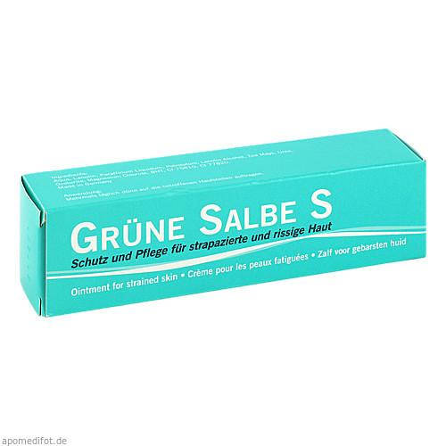 Grüne Salbe S, 30 ML, Cosnem