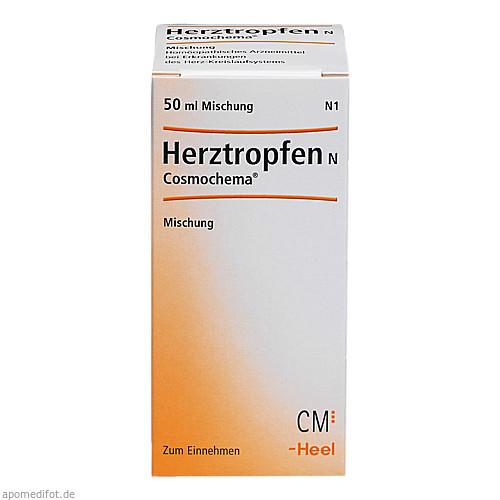 Herztropfen N Cosmochema, 50 ML, Biologische Heilmittel Heel GmbH