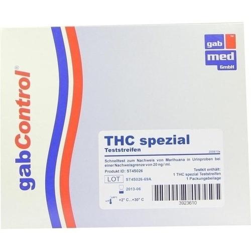 Drogentest THC 20 spezial, 1 ST, Gabmed GmbH
