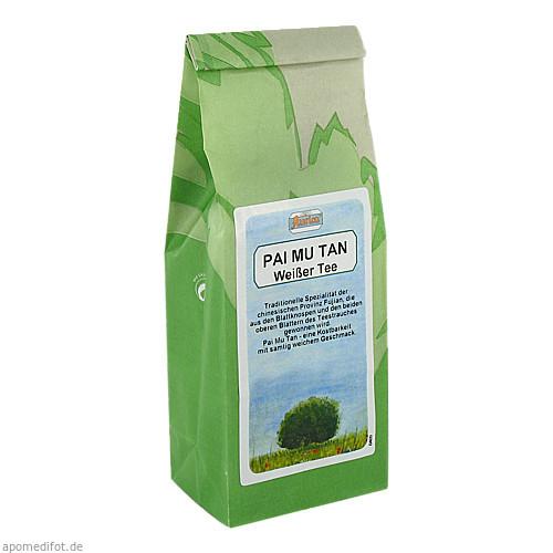 Weißer Tee-PAI MU TAN, 50 G, AURICA Naturheilmittel und Naturwaren GmbH