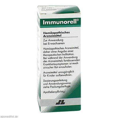 Immunorell, 50 ML, sanorell pharma GmbH & Co KG