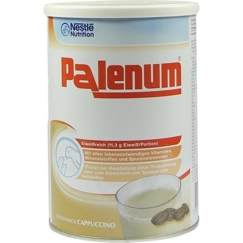 Palenum Cappucino, 450 G, Nestle Health Science (Deutschland) GmbH
