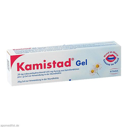 Kamistad Gel, 20 G, STADA GmbH