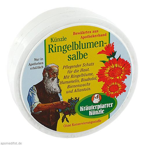 Ringelblumensalbe N, 100 ML, Tentan Deutschland GmbH
