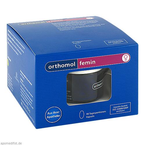 Orthomol Femin, 180 ST, Orthomol Pharmazeutische Vertriebs GmbH