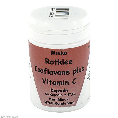 Rotklee Isoflavone 500mg Kapseln, 60 ST, Allpharm Vertriebs GmbH