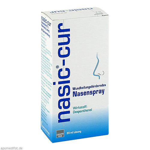 Nasic Cur Nasenspray, 20 ML, MCM KLOSTERFRAU Vertr. GmbH