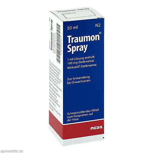 TRAUMON, 50 ML, MEDA Pharma GmbH & Co.KG