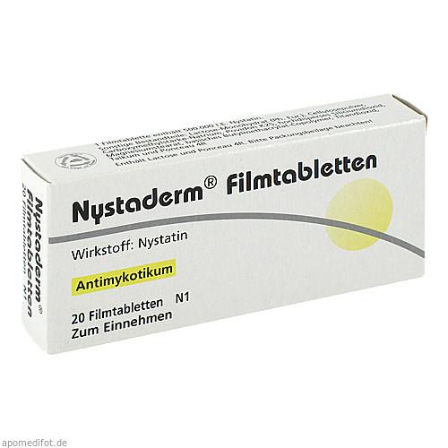 NYSTADERM, 20 ST, Dermapharm AG