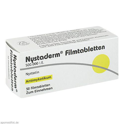 NYSTADERM, 50 ST, Dermapharm AG