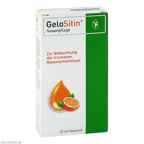 GeloSitin Nasenpflege, 15 ML, G. Pohl-Boskamp GmbH & Co. KG