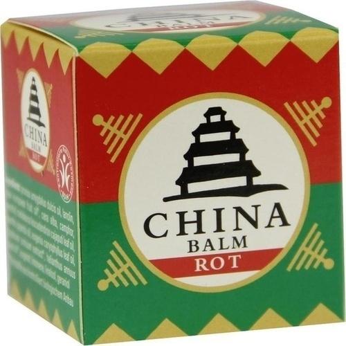 China Balm rot, 20 ML, Bergland-Pharma GmbH & Co. KG