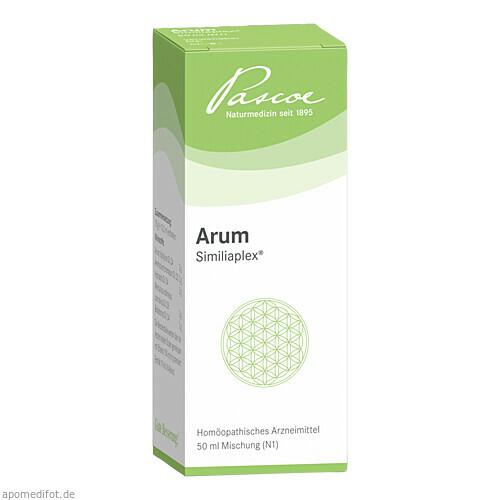 ARUM SIMILIAPLEX N Tropfen, 50 ML, PASCOE pharmazeutische Präparate GmbH