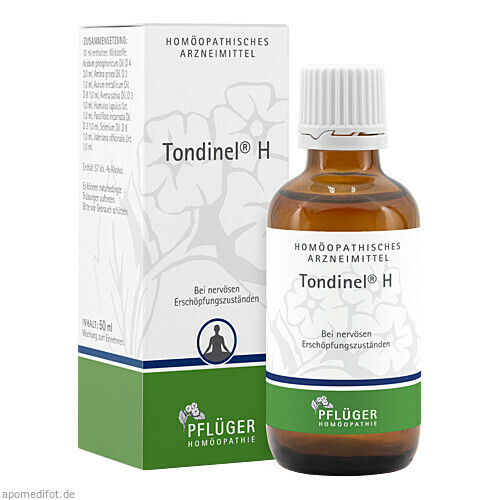 TONDINEL H, 50 ML, A.Pflüger GmbH & Co. KG